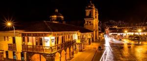 Cusco Plaza View