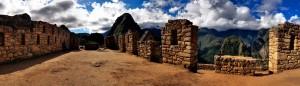 Machu Picchu - panoramico