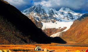 Camping Peru Site