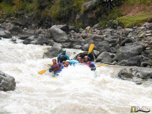 Canojate en Cusco-Cusipata
