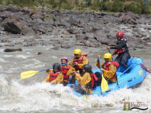 Rafting in Cusco-Cusipata