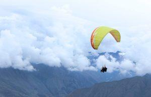 Paragliding in Chinchero - Cusco