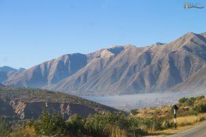 Ausangate Trek - Andean view