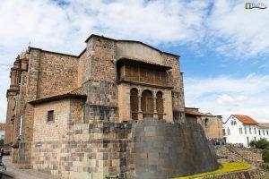 Qoricancha view- Cusco