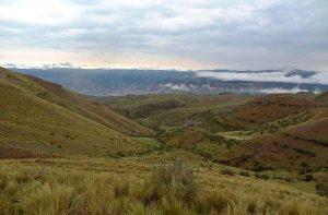 Huchuyqosqo Trek - View from Cusco