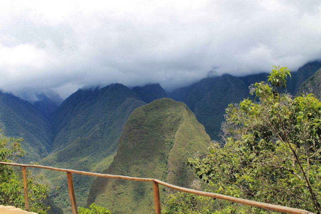 Putucusi mountain Machu Picchu
