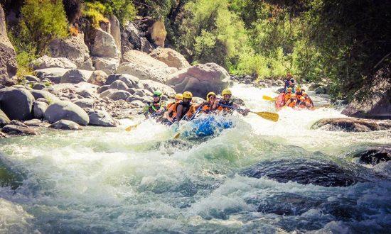 Rafting Arequipa
