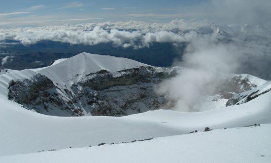 Misti Climb