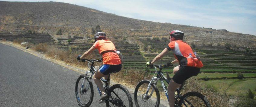 Arequipa Biking