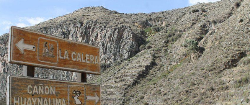 Canocota- La Calera Trek- Colca