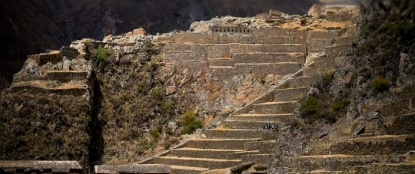 Ollantaytambo tour View