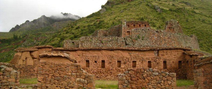 Pisaq – Centro Arqueologico