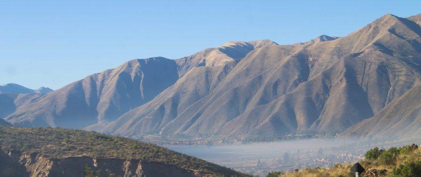 Ausangate Trek – Andean view
