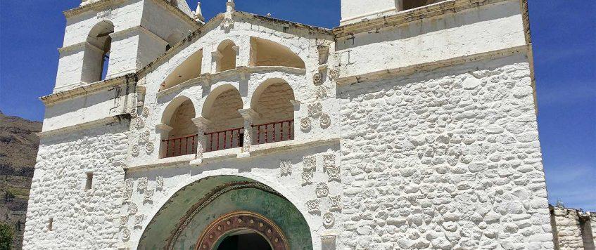 Temple-Colca