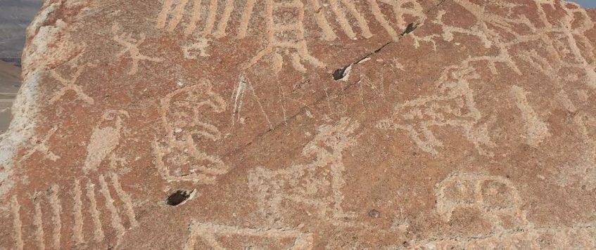 Toro-Muerto-Geoglyphs