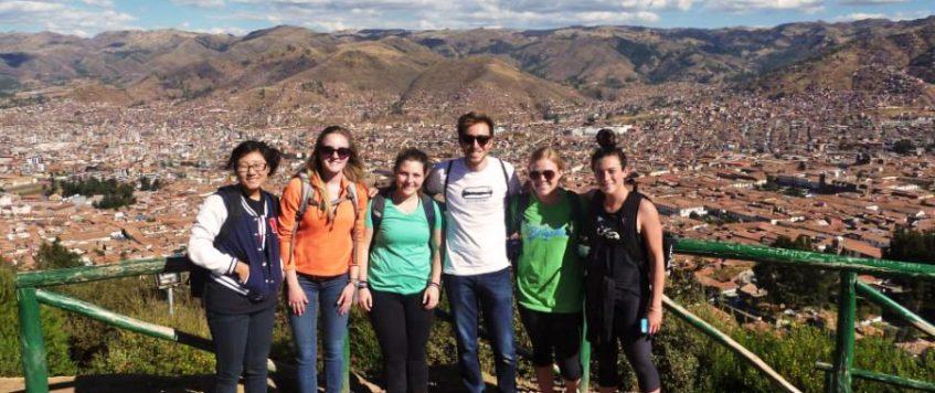 Tourist in Cusco- Road2Peru
