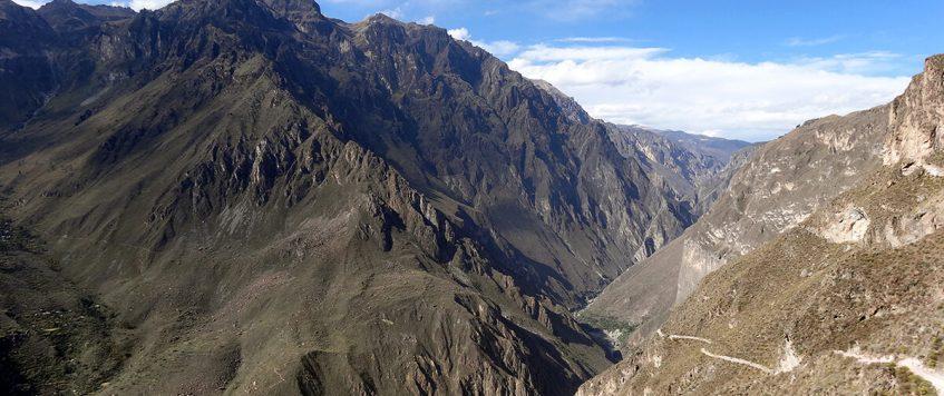 Trekking to Colca