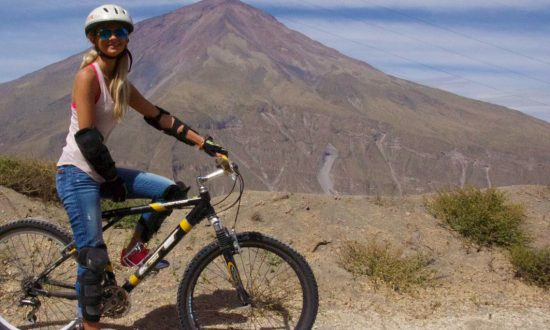 Arequipa Biking tour