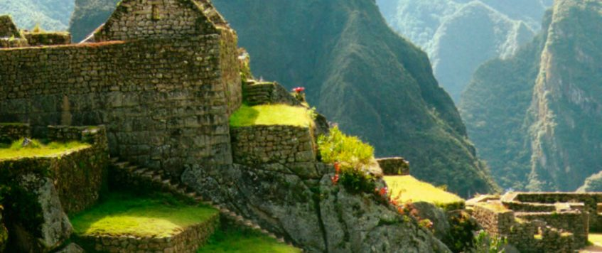 Machu Piccchu view