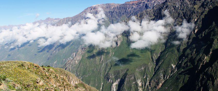 Colca view