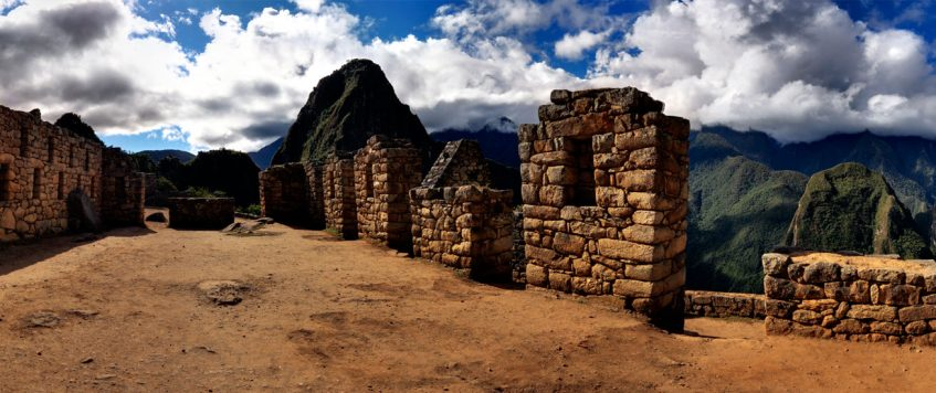 Machu Picchu – panoramico