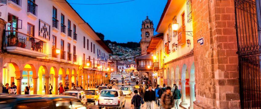 Street in Cusco